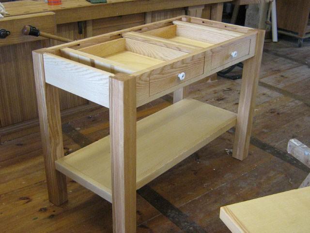 naturholzm bel tische st hle regale hannes schnelle japanische m bel und objekte. Black Bedroom Furniture Sets. Home Design Ideas