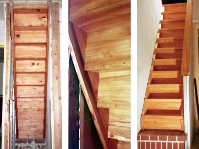 treppenbau hannes schnelle japanische m bel und objekte. Black Bedroom Furniture Sets. Home Design Ideas